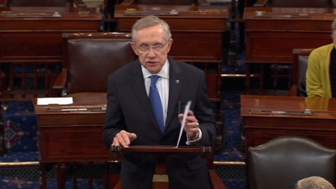 U.S. Senate Leaders Optimistic About Raising Debt Ceiling