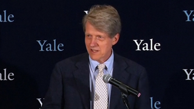 Shiller: Rising Income Inequality Is Biggest Problem