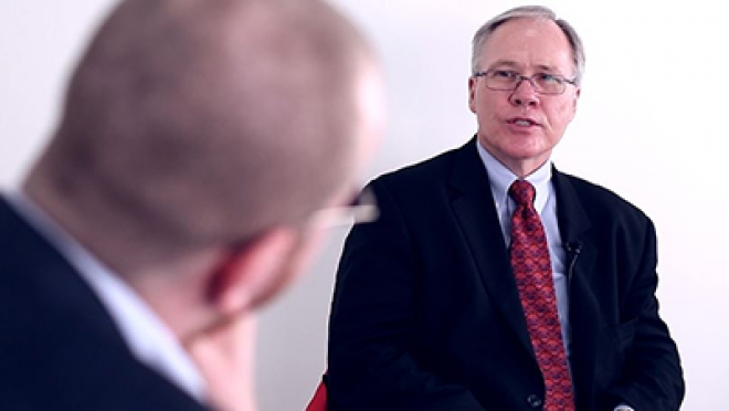 ISACA CEO Ronald Hale: Free-for-All in Cyber Crime Not Just for the Banks