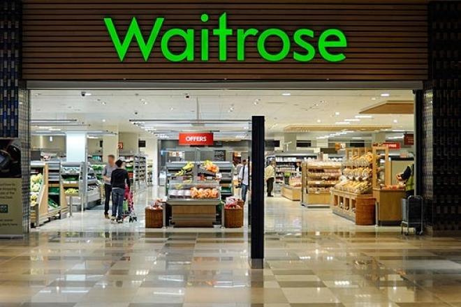 Waitrose Eyes £15bn Sales in 10 Years