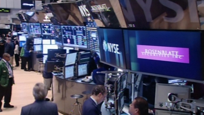 S&P 500 Hits Record High Ahead Of Jobs Report