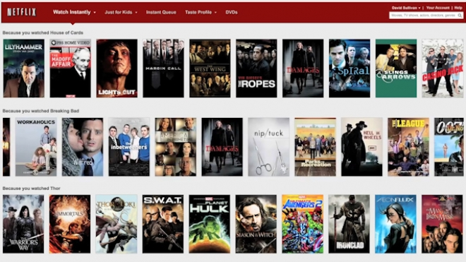 Netflix Passes 40 Million Subscribers Milestone