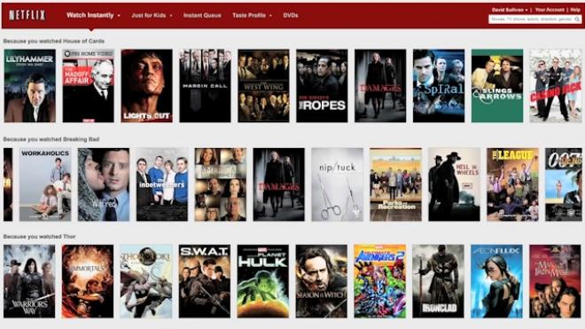 Netflix Passes 40 Million Subscribers Milestone