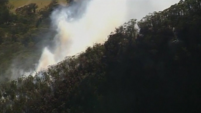 Australians Told To Flee Homes From Sydney Fire Threat