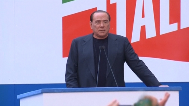 Berlusconi Ordered To Stand Trial On Corruption Charge
