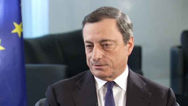 Draghi Wants European Banks Backstop In Place By 2015