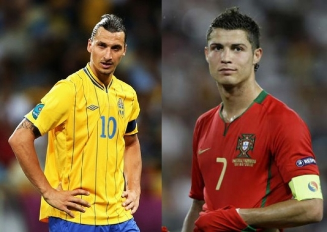 Zlatan vs Ronaldo: Which Superstar Deserves to be in Brazil?