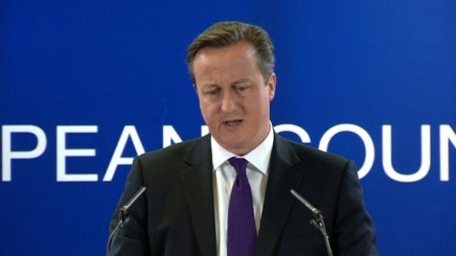 Cameron Says Snowden And Media Spy Leaks Help Enemies