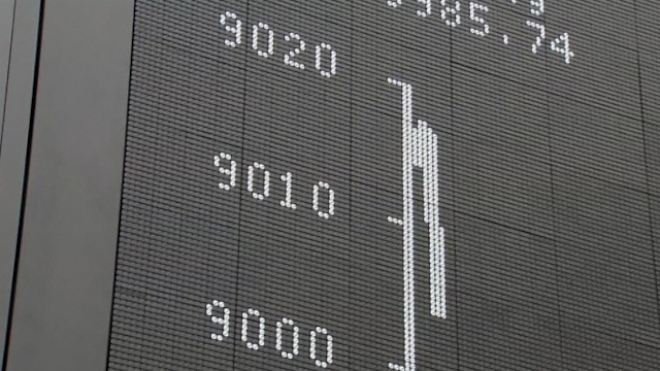 DAX Opens With Record High Above 9,000 Points Mark
