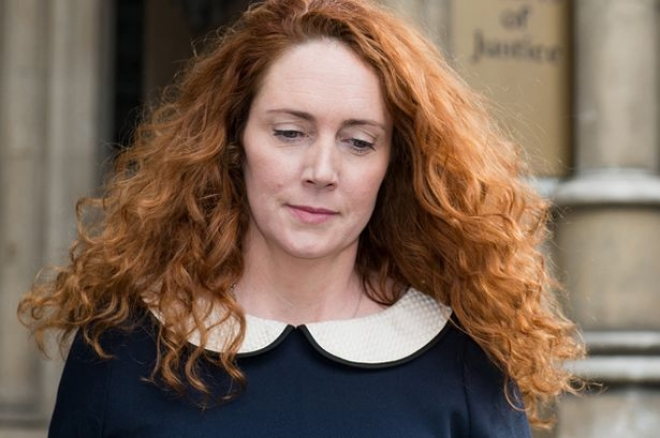 News International Phone Hacking Trial Underway
