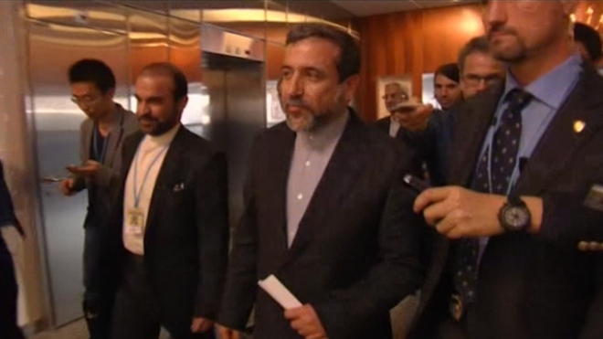 Iran Offers Ideas To End Rift With UN Nuclear Watchdog