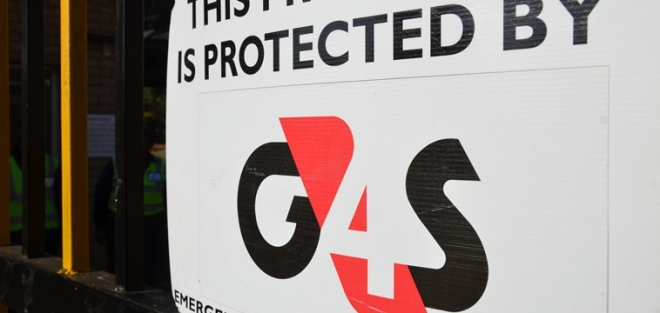 British Security Firm G4S