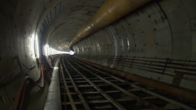 New Tunnel Links European And Asian Shores Of Bosphorus