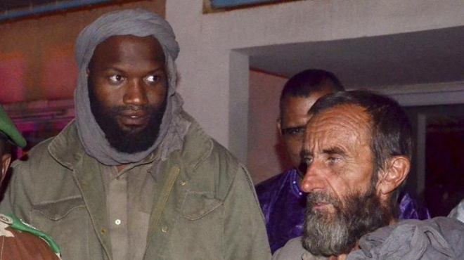 Freed French Hostages Leave Niger After Three Years