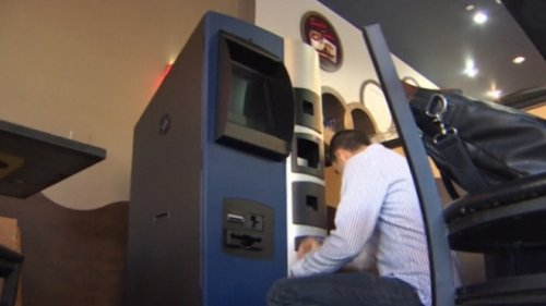 Bitcoin ATM Opens In Vancouver