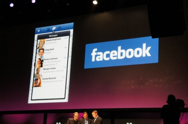 BlackBerry And Facebook to Discuss Potential Buyout