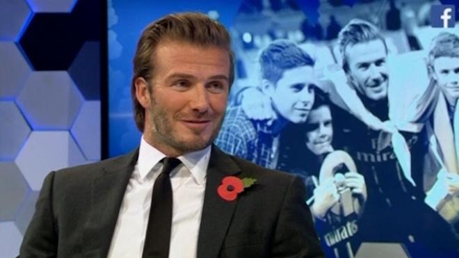 David Beckham On Alex Ferguson And Man Utd