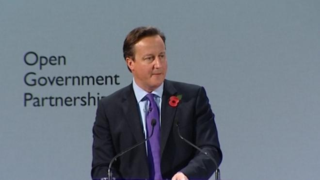 Cameron Pledges Public Access To Tax Evasion Database