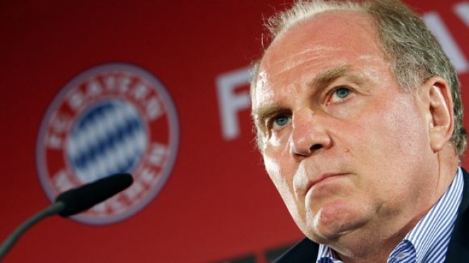 Bayern Munich Boss Hoeness to Face Tax Evasion Trial