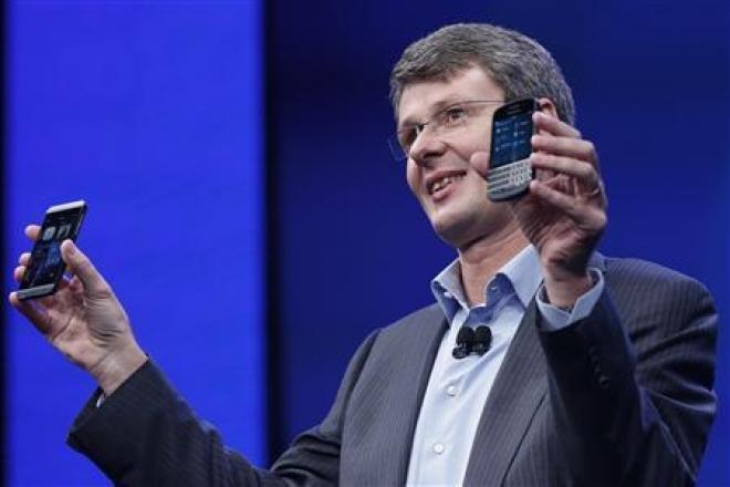 BlackBerry Abandons Buyout Bid