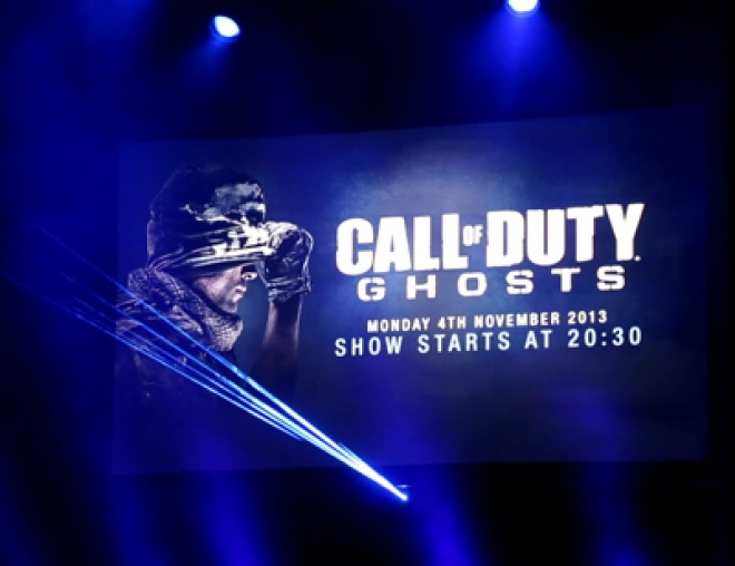 Call of Duty: Ghosts Released at Midnight Launch