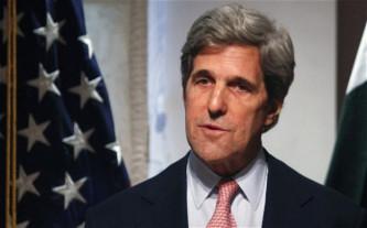US Secretary of State John Kerry
