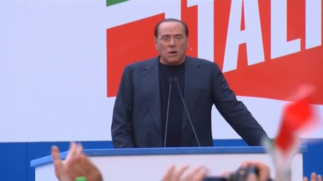 Berlusconi Kids Feel Persecuted Like Jews By Hitler