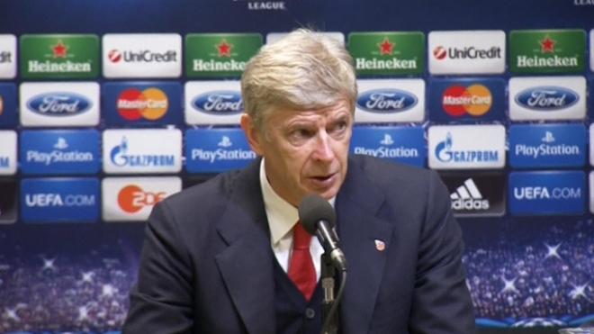 Patient Arsenal Beat Dortmund To Take Group Lead