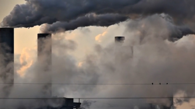 Greenhouse Gas Volumes Reach New High In 2012