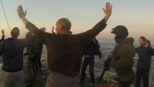 Greenpeace Releases New Video Of Arctic Arrests