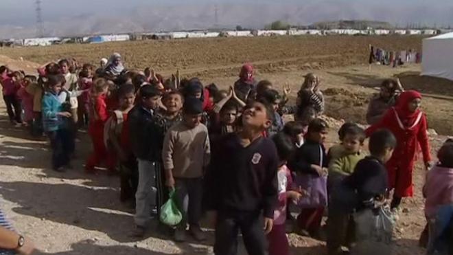 Syria, Neighbours To Vaccinate 20 Million Children Against Polio