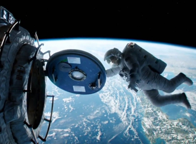 Film Review: Gravity