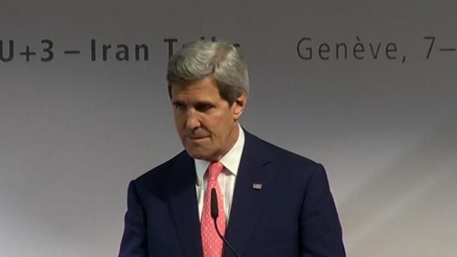 Kerry: World Powers Closer To Nuclear Deal With Iran
