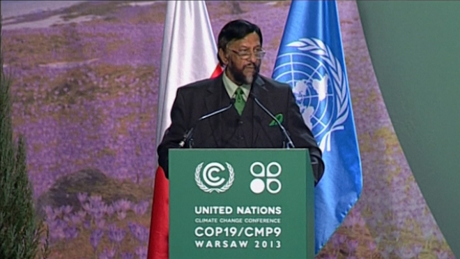 U.N. Climate Talks Begin In Poland