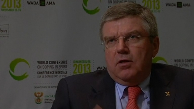 IOC Chief: Doping Needs More Effective, Tougher Tests
