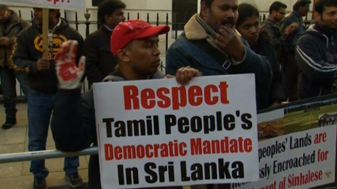 Tamils Demand Sri Lanka Commonwealth Suspension