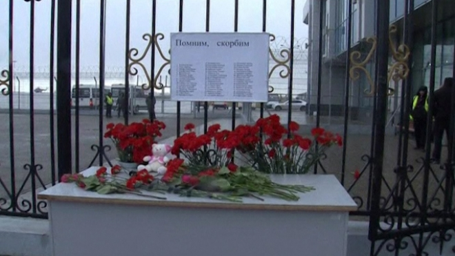 Russia Mourns After Plane Crash Kills 50 People