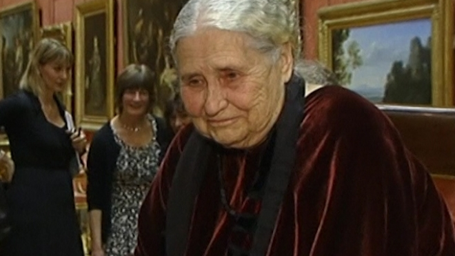 Nobel Prize-Winning Novelist Doris Lessing Dies At 94