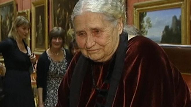 Nobel Prize-Winning Novelist Doris Lessing Dies At 94