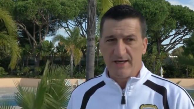 Bring On England Says Gibraltar Coach