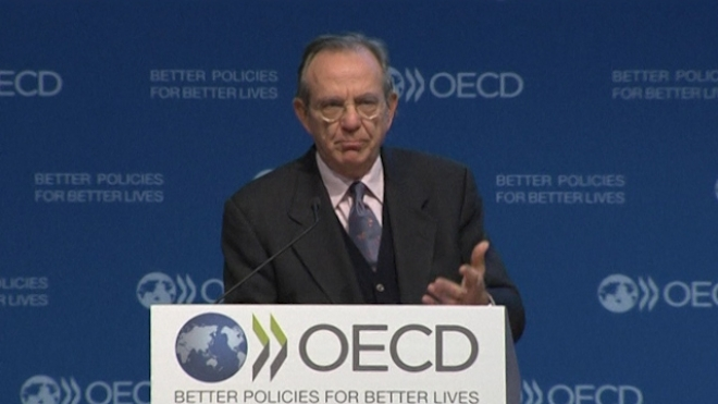OECD Sees Emerging Markets Holding Back Recovery