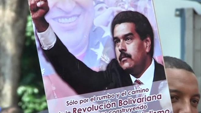 Venezuela Congress Approves Decree Powers For Maduro