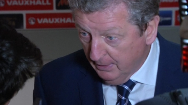 Hodgson Reacts After Germany Win 1-0 At Wembley