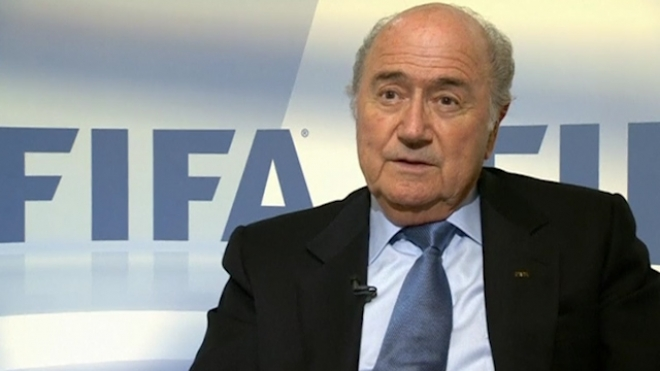 Blatter: World Cup Working Conditions Must Improve