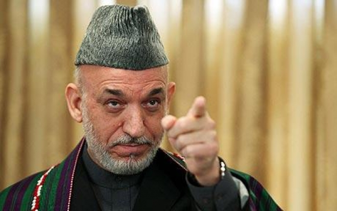 Afghan President Says Trust With the US is an Issue