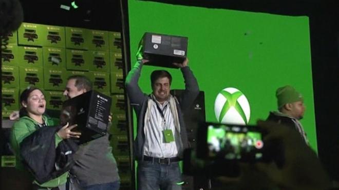Microsoft Xbox One Goes On Sale Worldwide