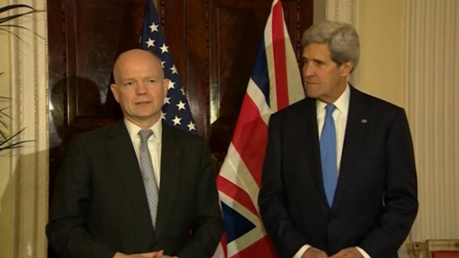Hague: Iran Nuclear Deal Will Be Implemented
