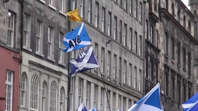 Scottish Independence: SNP to Unveil Blueprint