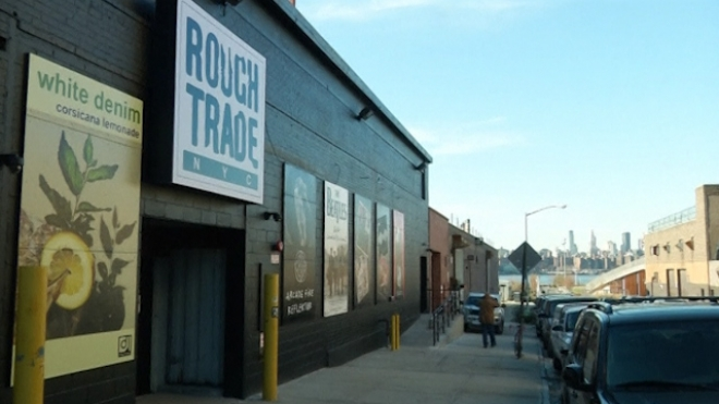 Rough Trade Opens First Record Store in NYC