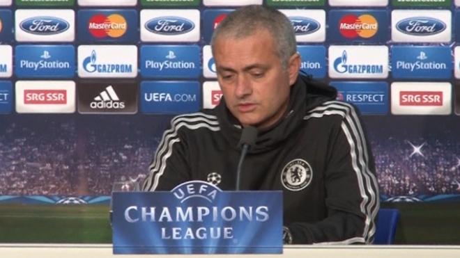 Pressure Is On Basel, Mourinho Says